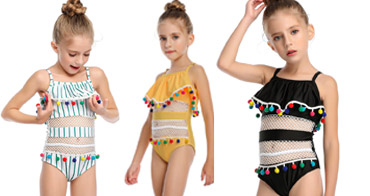 Kids-Girls-Swimwear